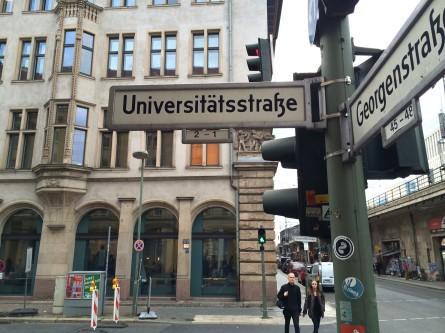 universitatsstrase